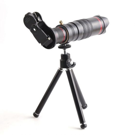 HD Mobile Phone Telescope 4K 22x Lente Super Zoom Lens for Smartphone Telephoto for iPhone Lens Super Zoom Camera EY481