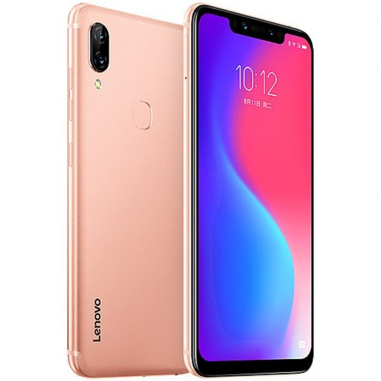Global ROM Lenovo S5 Pro GT L58091 6GB 64GB Smartphone Snapdragon 660 Octa Core 20MP+8MP Quad Camera 6.2'' Android Phone 3500mAh