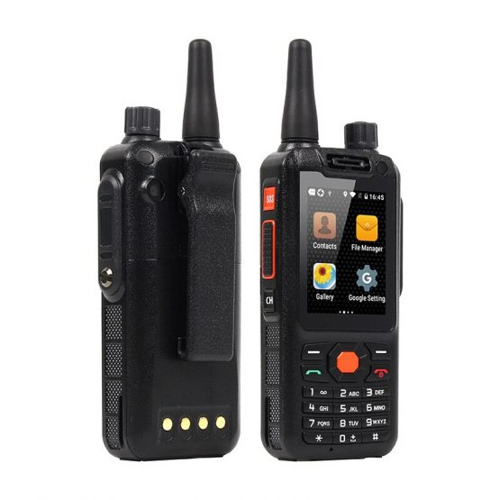 UNIWA Alps F25 Zello Walkie Talkie Quad Core Mobile Phone GSM/WCDME/LTE Android Smartphone MTK6735 1GB+8GB ROM Signal Booster