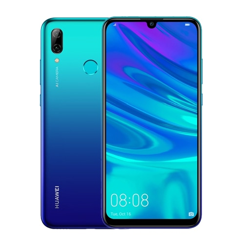 "HUAWEI P Smart 2019 6.21"" Dewdrop Display Smartphone 3400mAh Battery Kirin710 Octa-core 3GB 64GB EMUI9.0 NFC Cellphone 3D Curved"