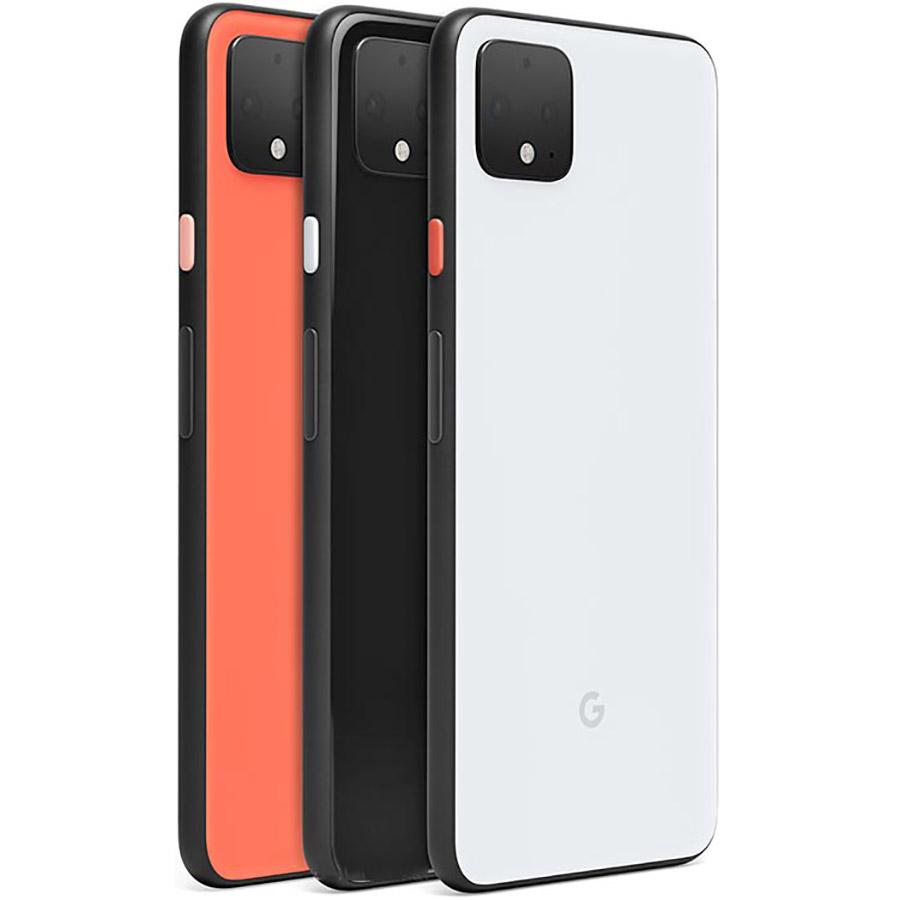 "Brand New Original Google Pixel 4 XL Mobile Phone 1440 x 3040 6GB RAM 64GB ROM Snapdragon 855 Octa core 6.3"" NFC Smartphone"
