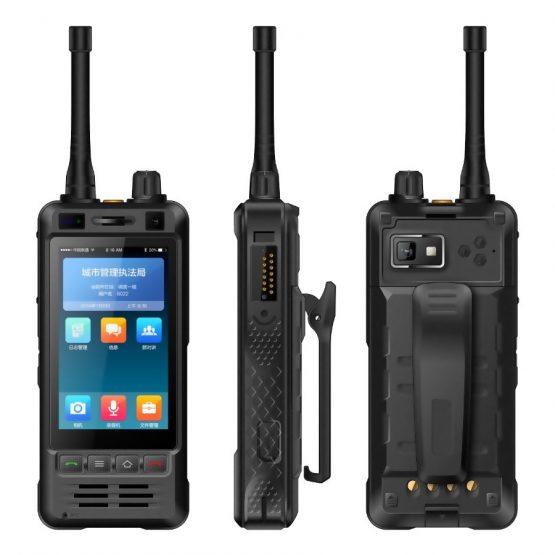 Origianal Xeno W5 Shockproof Phone Walkie Talkie IP67 Waterproof Phone 5000mah Battery 5MP Camera Android 6 smartphone