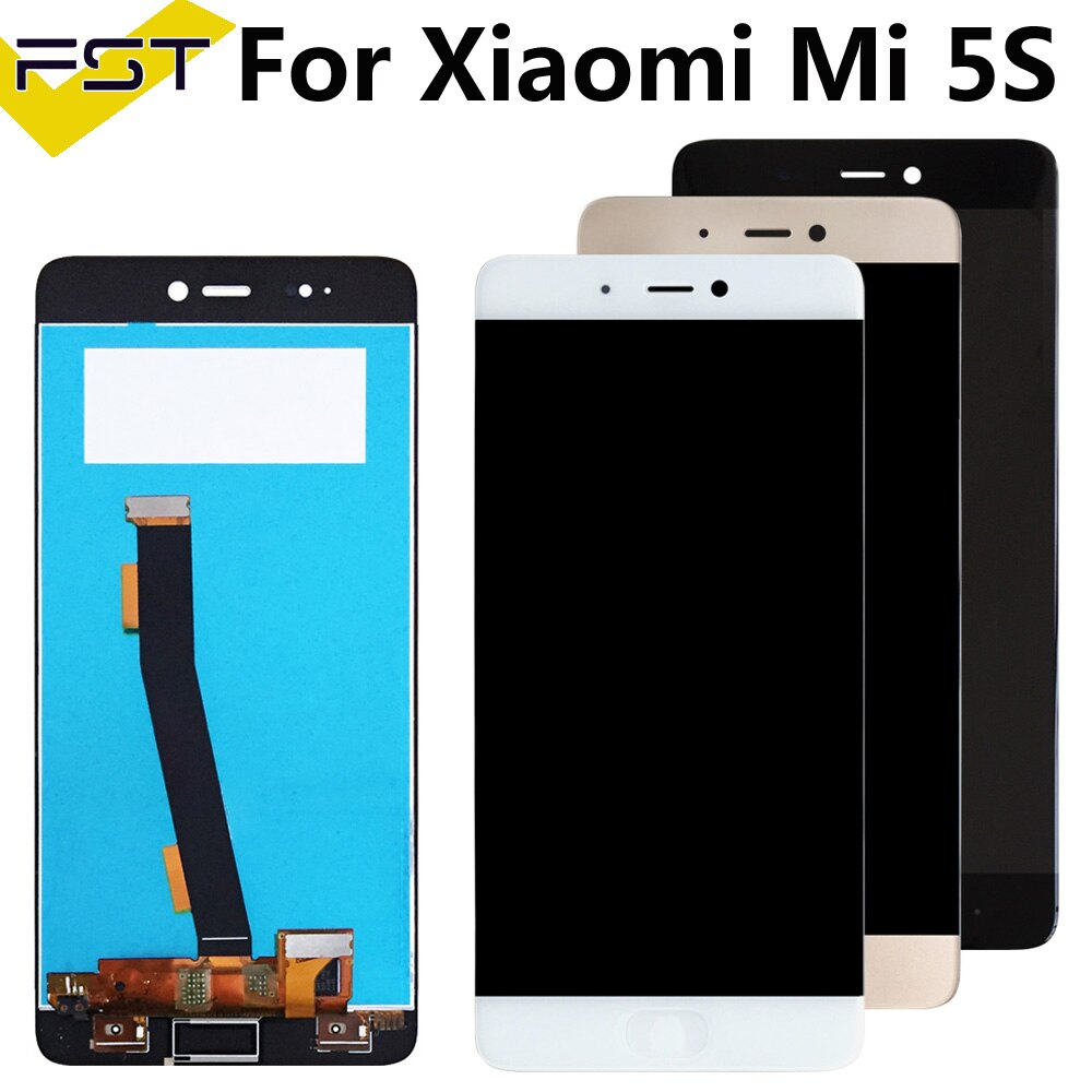 For Xiaomi Mi5S Lcd Diaplay Screen Replacement LCD Display+Touch Screen for Xiaomi Mi 5S Mi 5S 5.15 inch Smartphon+Tools