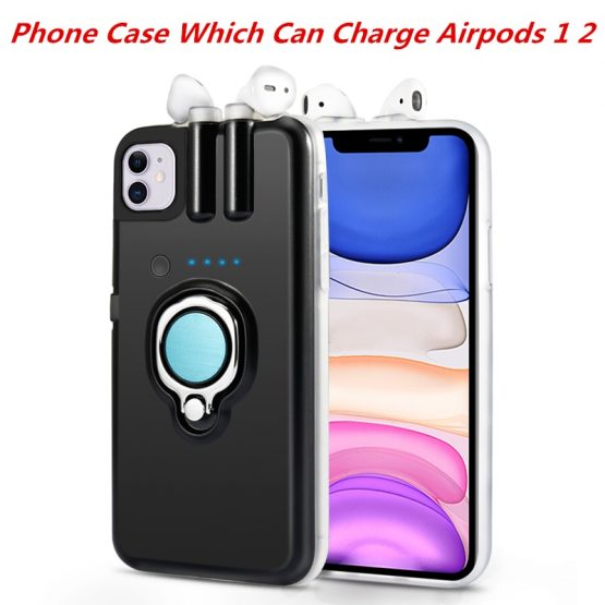 For iPhone SE 2020/SE2 4.7 Inch Case iPhone 11 11 Pro Max Xs Xr X 8 7 6 6s Plus Case For AirPods 1 2 Charging Case Dropshipping