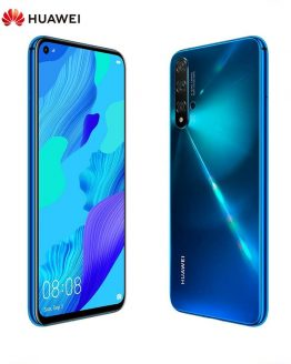 Global Version Huawei Nova 5T 8GB 128GB Smartphone 48MP Cameras 32MP Front Camera Mobile Phone 6.26'' Screen Kirin 980 Android 9
