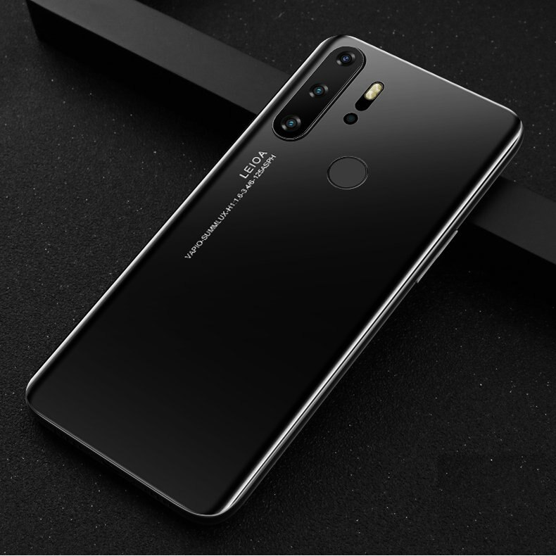 Smartphone Android 4G X23 Cellphones Global Version 6.3 Inch Dual Sim Global Version Unlocked Mobile Phone Water Drop Screen