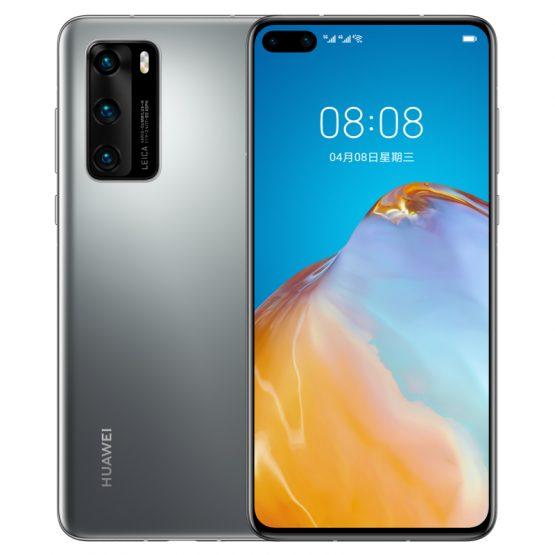 "Huawei P40 5G Mobile Phone Smartphone Cell Phone 6.1"" OLED FHD+ Display Octa-core 3800mAh SuperCharge Fingerprin Dual Sim NFC"
