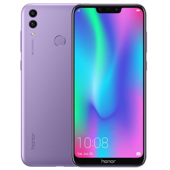 Global Rom HONOR 8C Mobile phone 6.26 inch 4GB RAM 32GB ROM Snapdragon 632 Octa Core Android 8.1 4000mAh Face ID Smartphone