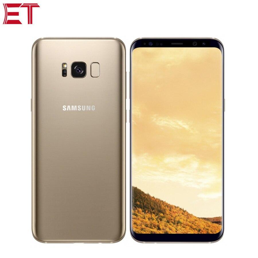 "Verizon Version Samsung Galaxy S8 Plus S8+ G955U Mobile Phone 6.2"" 4GB RAM 64GB ROM Snapdragon835 3500mAh NFC Android Smartphone"