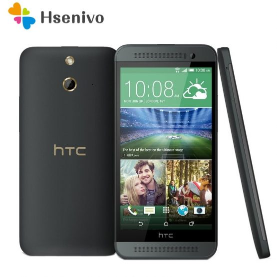Original HTC One E8 Unlocked Phone Quad Core 2GB+16GB 13MP Camera 5.0 inch Android OS 4.4 SmartPhone WiFi Free shipping