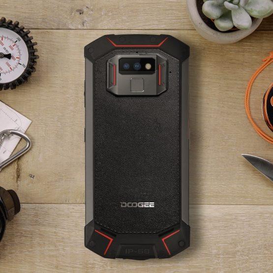 "DOOGEE S70 lite IP68 Waterproof shockproof Mobile Phone Android 8.1 5.99"" FHD+ Helio P23 Octa Core 4GB+64GB 12.0MP 4G Smartphone"