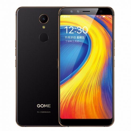 "GOME U7 Iris recognition 4G LTE Smartphone 4GB RAM 64GB ROM 13.0mp 5.99"" FHD 18:9 3050mAh Fingerprint ID Octa Core Mobile Phone"