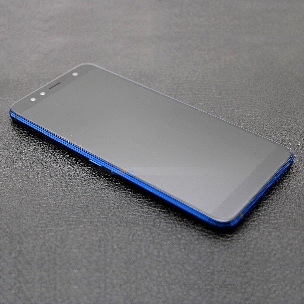 "GOME U7 4G LTE Smartphone Iris recognition Fingerprint Face ID 4GB+64GB 13.0mp 5.99"" FHD 18:9 3050mAh Octa Core Mobile Phone"