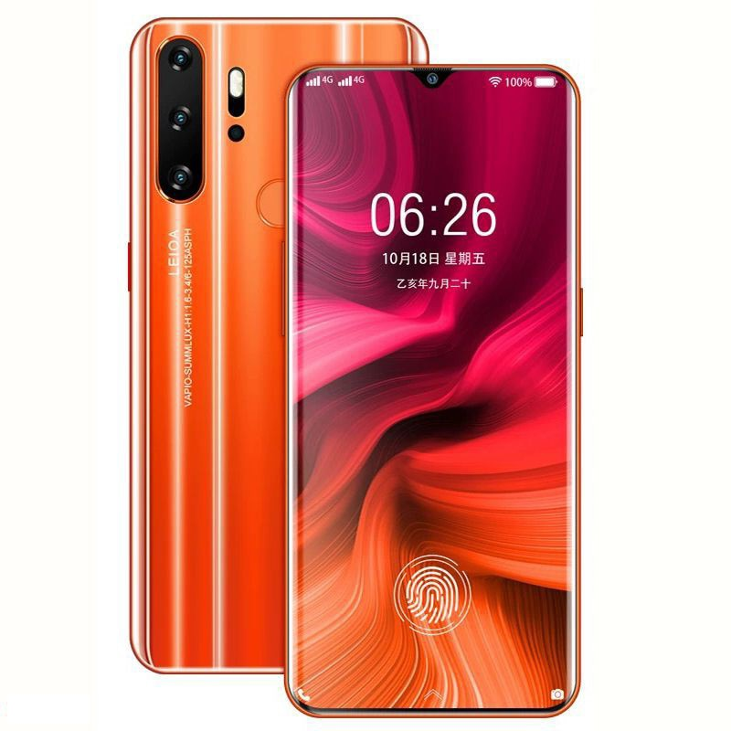 SAILF P35 Android 9.0 Octa Core Mobile Phone 6.3' FHD 8+16MP Triple Camera 4G RAM 64GB ROM Smartphone gsm wcdma unlocked cell