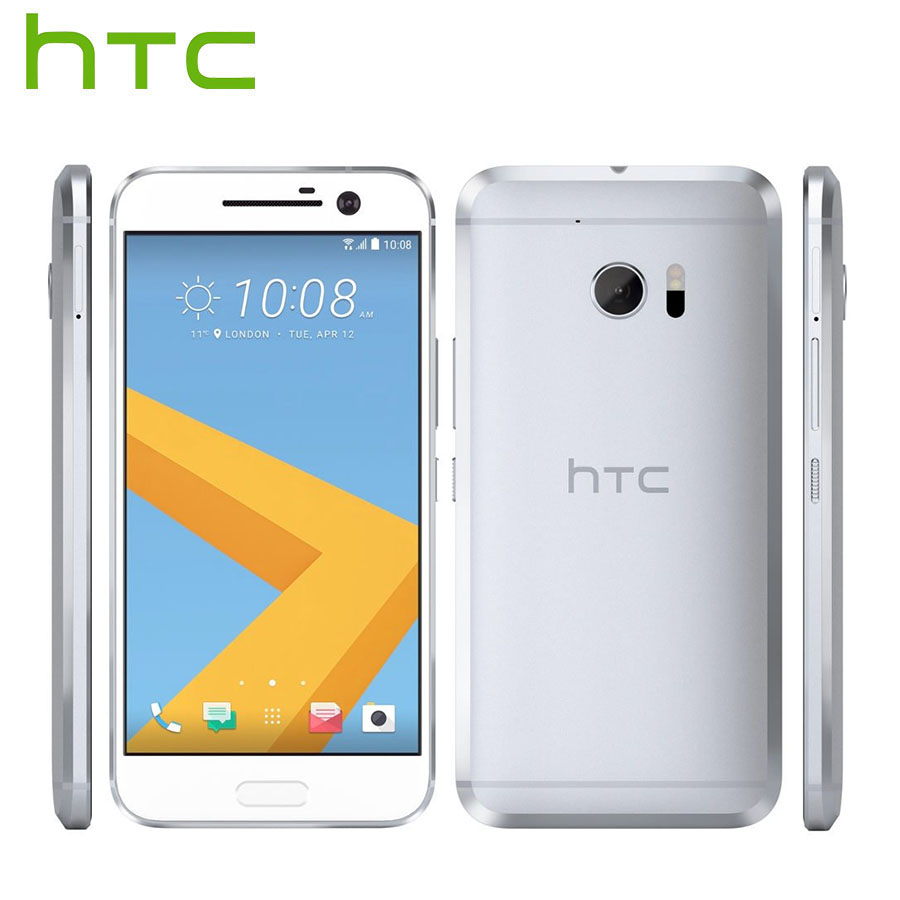 """Brand New HTC 10 Lifestyle LTE 4G Android Mobile Phone 5.2"""" 3GB RAM 32GB Snapdragon 652 Octa Core 12MP Fingerprint Smartphone"""