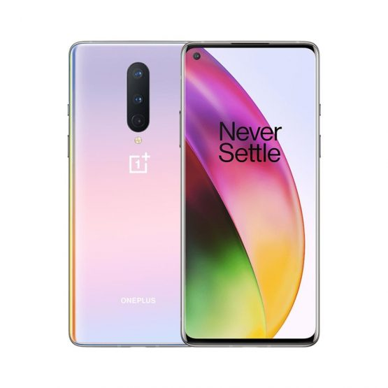 "In Stock New OnePlus 8 5G Global Rom Snapdragon 865 90Hz 6.55"" Fluid AMOLED 4300 mAh Warp 30W 48MP Triple Camera NFC Smartphone"