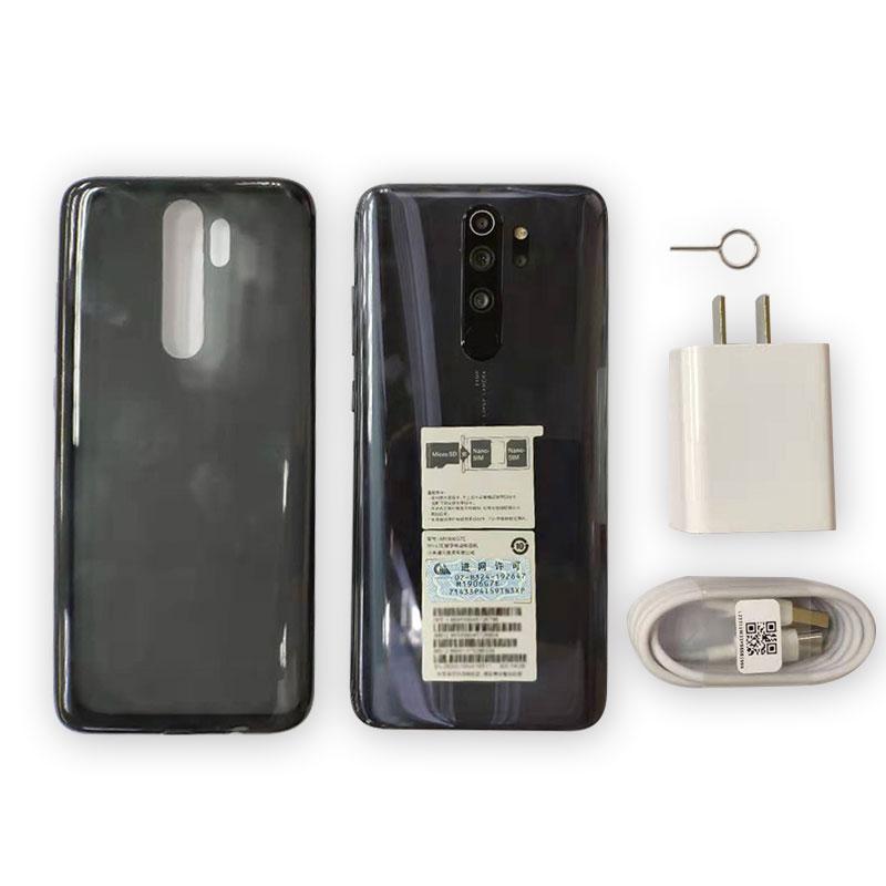 Global ROM Xiaomi Redmi Note 8 Pro 6GB 128GB Smartphone Octa Core MTK Helio G90T 64MP Rear Camera 4500mAh 2340x1080 Phone
