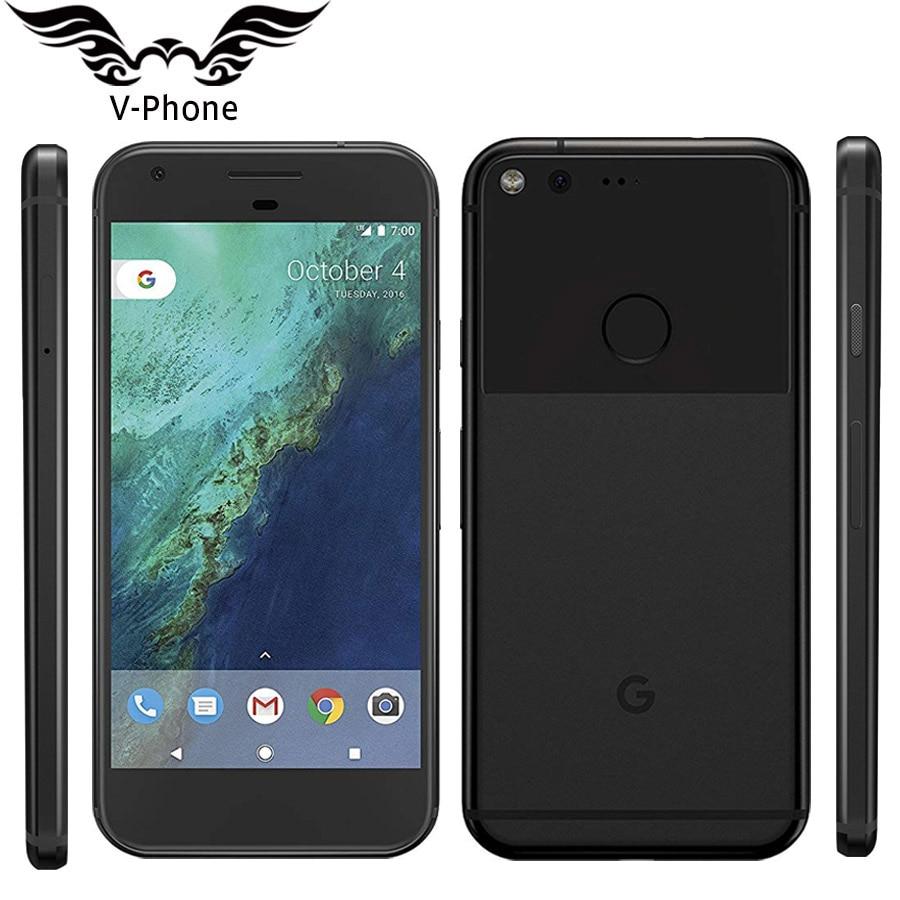 5 inch EU Version Google Pixel Mobile Phone 4GB RAM 32GB 128GB ROM Snapdragon 821 Quad Core Android NFC New Original Smartphone