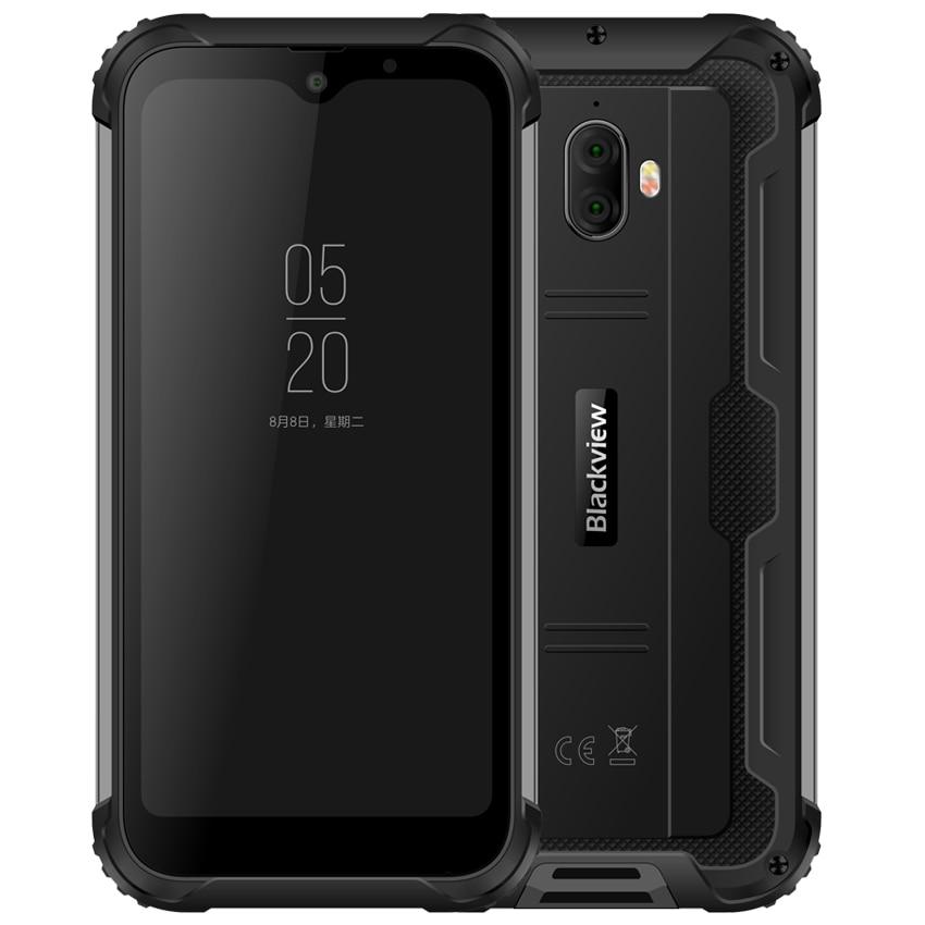 "Blackview BV5900 5580mAh IP68/IP69K waterproof shockproof Mobile Phone 3GB 32GB 5.7"" Android 9.0 Quad core 4G Rugged Smartphone"