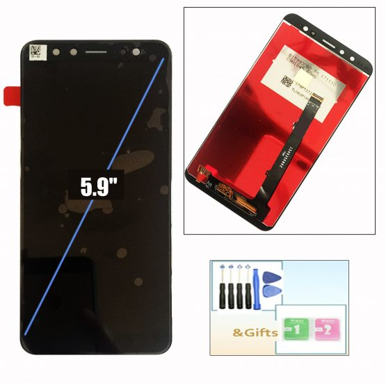 """New For Gome U7 LCD Display and Touch Screen +tools Digitizer Assembly Smartphone Replacement 5.9"""""""
