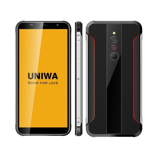 Rugged Smartphone Android 6.0 MT6580M Quad Core 5.5 inch 3G Mobile Phone Dual SIM Unlock 3100mAh 16GB ROM Cellphone X5
