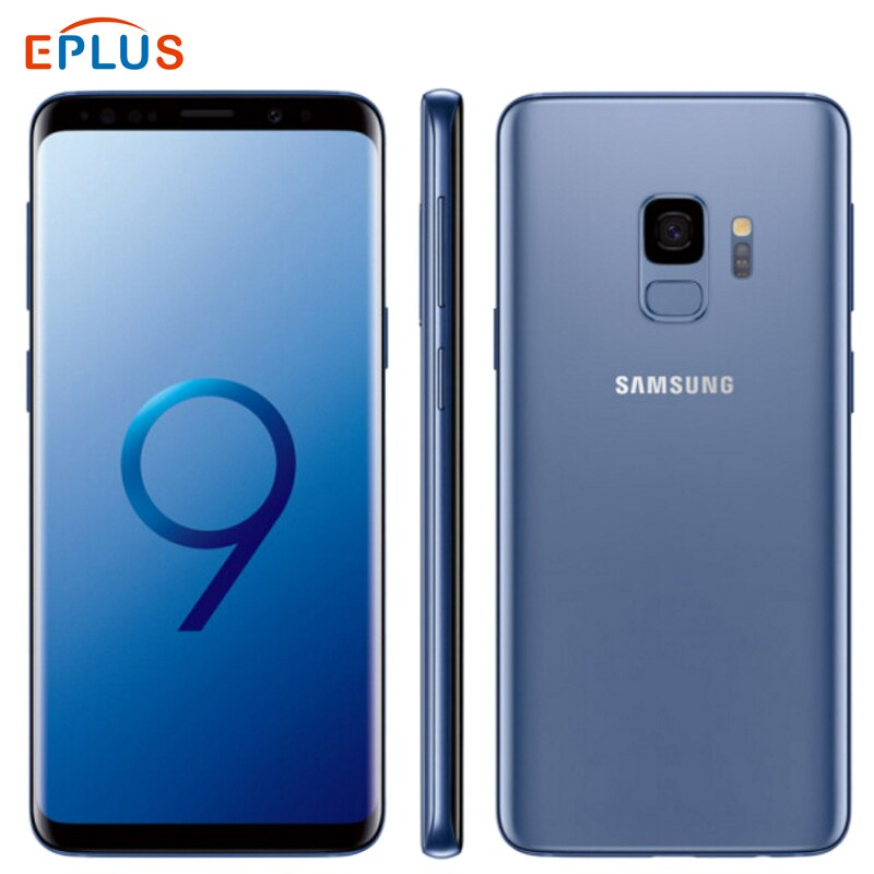 """Brand New Original Samsung Galaxy S9 G960F 4GB 64GB Global Mobile Phone 5.8"""" Exynos 9810 Octa core NFC 4G Android SmartPhone"""