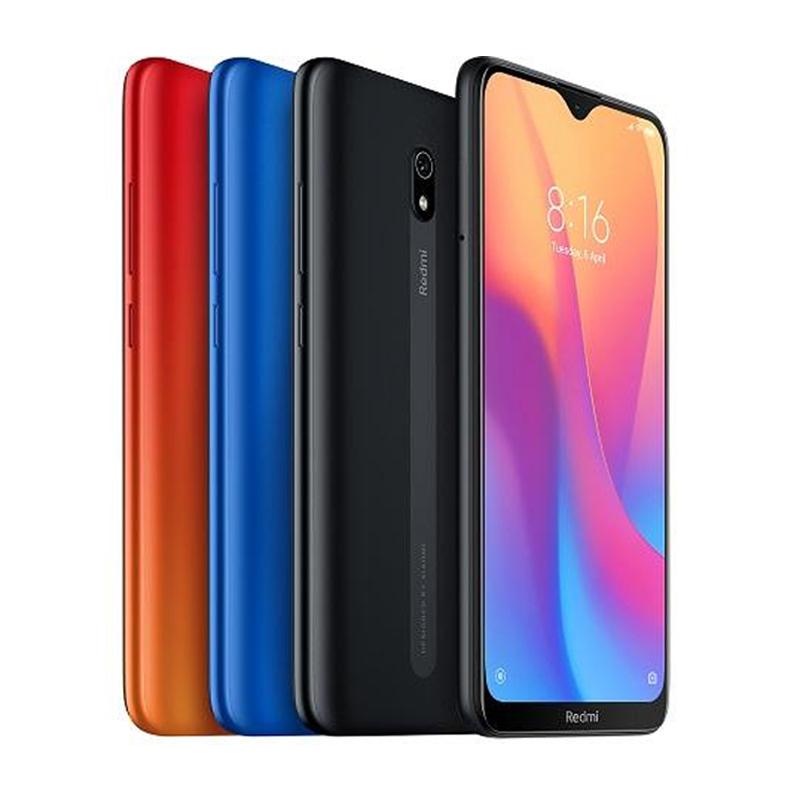 "Global Version Xiaomi Redmi 8A 32GB ROM 2GB RAM Mobile Phone Snapdragon 439 Octa Core 6.22"" 5000mAh 12MP Camera Smartphone"