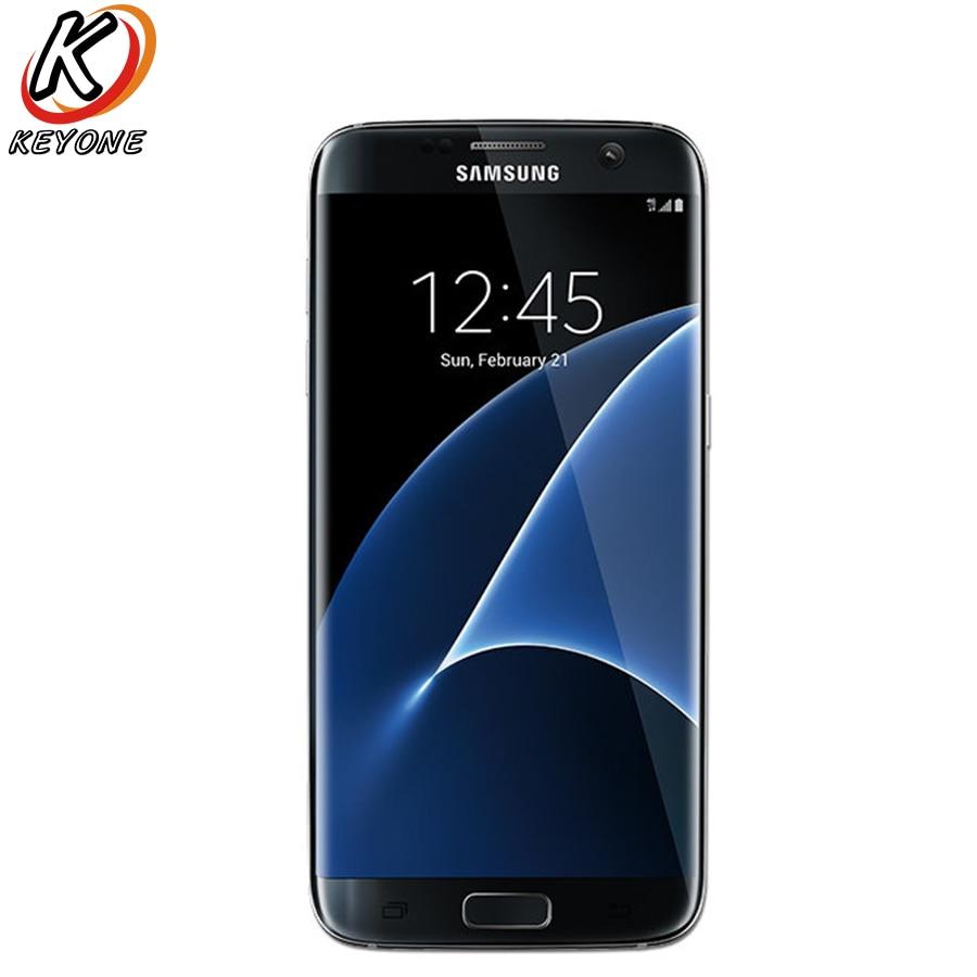 "Original T-Mobile Version Samsung Galaxy S7 Edge G935T LTE Mobile Phone 5.5"" Quad Core 4GB RAM 32GB ROM 12MP Android SmartPhone"