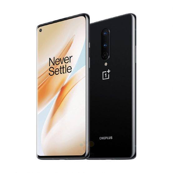 New Arrival Original Global ROM Oneplus 8 5G Smartphone Snapdragon 865 12GB RAM 256GB ROM 6.55'' 90Hz Screen 48MP Face ID NFC