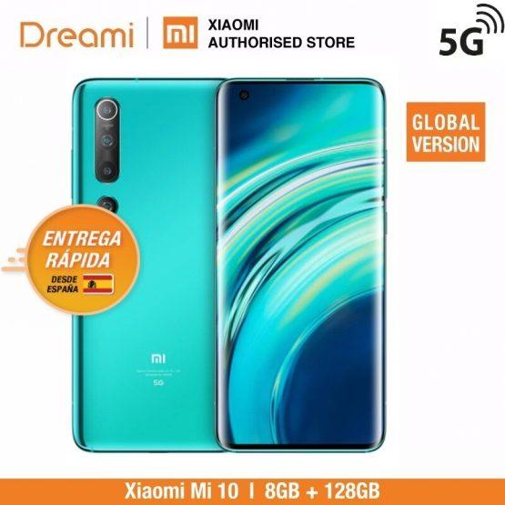 Global Version 5G Xiaomi Mi 10 8GB RAM 128GB ROM (Brand New / Sealed) mi10, mi 10 128, smartphone mobile