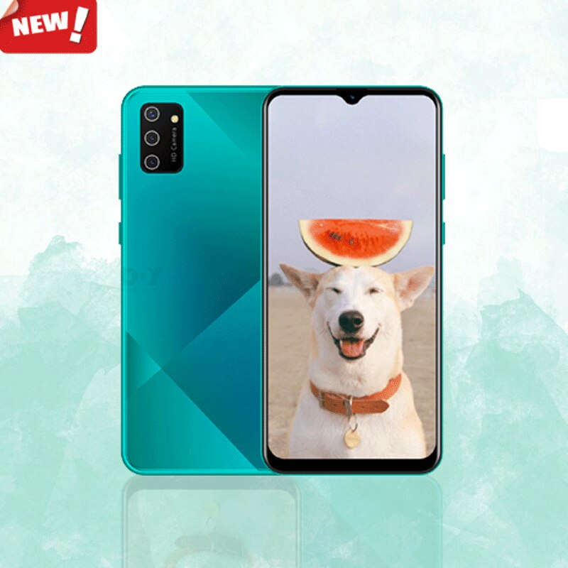 "XGODY S20 3G mobile phones Android9.0 smartphone 1GB RAM 4GB ROM 5MP Camera Dual SIM GPS WIFI 6.5"" 19:9 Quad Core CellPhone"