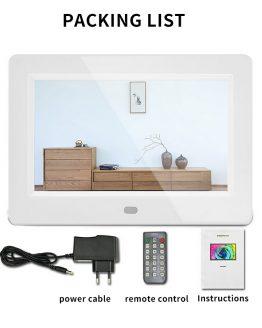 8 10 12 15 17 19 22 inch digital photo frame electronic photo album wall advertising machine HD 1080P custom digital photo frame