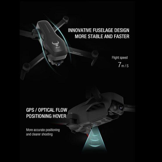 Smart Pro GPS Drone with Wifi FPV 4K HD Camera Two-axis anti-shake Self-stabilizing Gimbal Brushless Quadcopter Fly 1.2KM Smart Pro GPS Drone with Wifi FPV 4K HD Camera Two-axis anti-shake Self-stabilizing Gimbal Brushless Quadcopter Fly 1.2KM