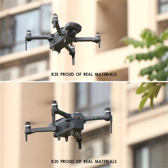 Drone K20 Brushless Motor 5G GPS Drone With 4K HD Dual Camera New Drone Ok20 Brushless Motor 5G GPS Drone With 4K HD Dual Camera Skilled Foldable Quadcopter 1800M RC Distance Toy