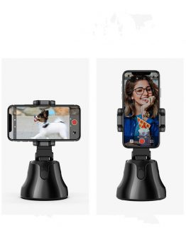 360° Rotation Selfie Shooting Smartphone Selfie Stick Smart Gimbal Face Tracking Object Tracking Video Vlog Camera Phone Holder