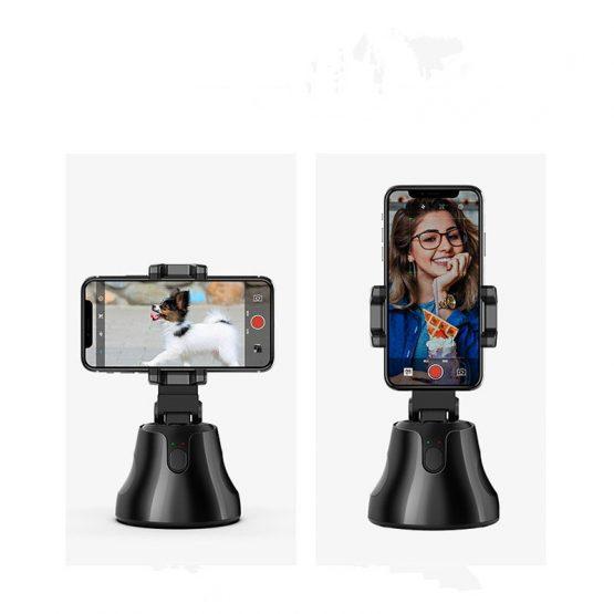 360° Rotation Selfie Shooting Smartphone Selfie Stick Smart Gimbal Face Tracking Object Tracking Video Vlog Camera Phone Holder