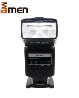 MAMEN KM-690 Professional DSLR Camera Flash With TTL Mode Flash Auto Speedlight For Canon 5D2/60D/70D DSLRs