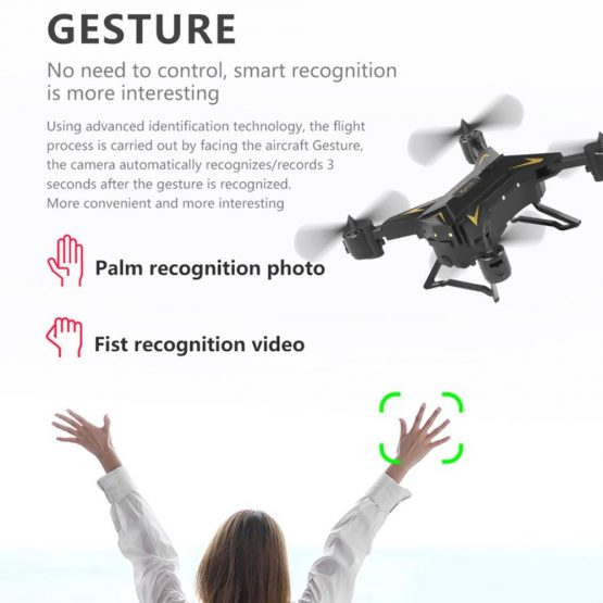 5G WiFi Drone Remote Control FPV 4-Axis GPS Aerial Toy KY601g 5G WiFi Drone Remote Control FPV 4-Axis GPS Aerial Toy Foldable Plane Geature Photograph Video RC Airplane