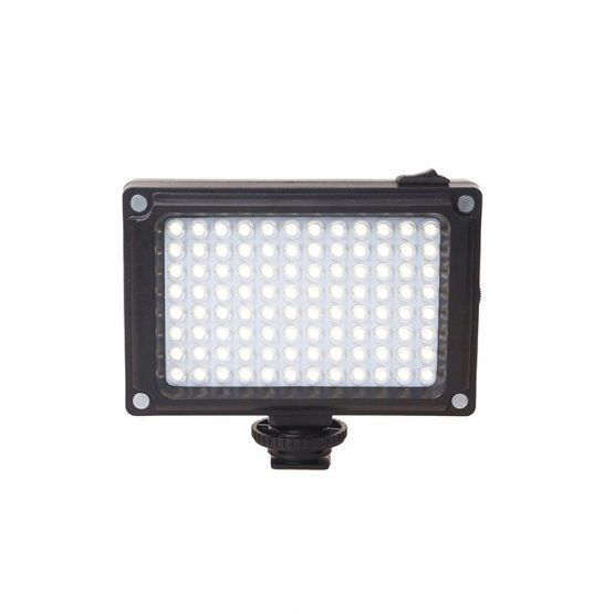 ABKT-Ulanzi 96 LED Video Light Photo Lighting On Camera Rechargeable LED Flash for DSLR Cameras Vlog Wedding Photography Accesso