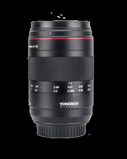 YONGNUO YN60mm F2NE MF 0.234m Macro Lens Manual Focus Lense for Nikon D3400 D5600 D7500 D850 D5 DSLR Camera