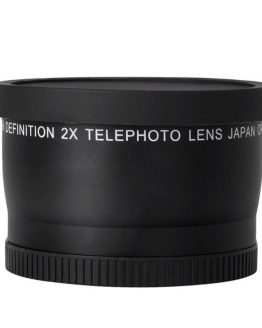 52MM 2.0X Telephoto Lens For Nikon D7100 D5200 D5100 D3100 D90 D60 and Other DSLR Camera Lenses With 52MM Filter Thread