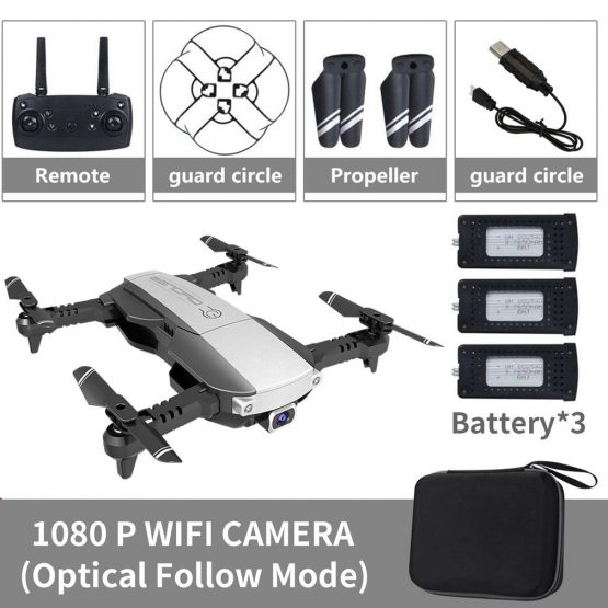 LANSENXI-NVO RC Drone 4K 1080P Quadcopter 2.4ghz Wifi FPV LANSENXI-NVO RC Drone 4K 1080P Quadcopter 2.4ghz Wifi FPV Foldable Mini Drones Real-time Transmission Camera Dron Quadcopter