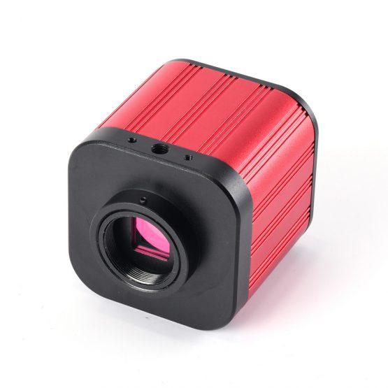 Hayear 4K UHD CMOS Digital Microscope Camera 1080P Full HD 120FPS Industrial C-mount Video Camera For Phone Repair Soldering