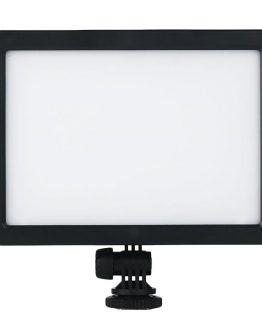 LED Video Light LCD Multicolor & Dimmable DSLR Studio LED Light Lamp Panel for Camera DV Camcorder RGB Atmosphere Light