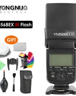 YONGNUO YN568EX III YN-568EX III TTL Wireless HSS Flash Speedlite for Canon Nikon DSLR Camera Compatible YN600EX-RT II YN568EXII