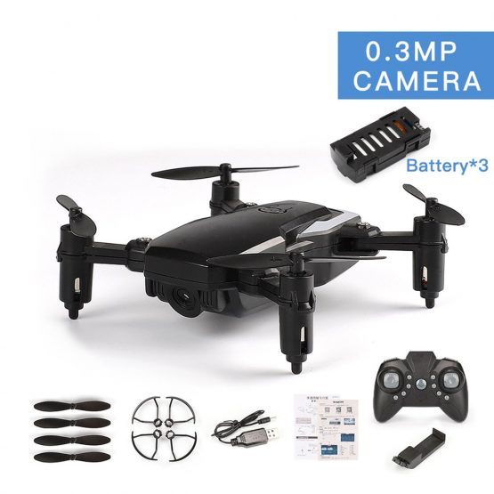 LF606 Quadrocopter Mini Drone with 720P Camera FPV Profesional HD Foldable Camera Drones Altitude Hold Children Christmstoy DRON