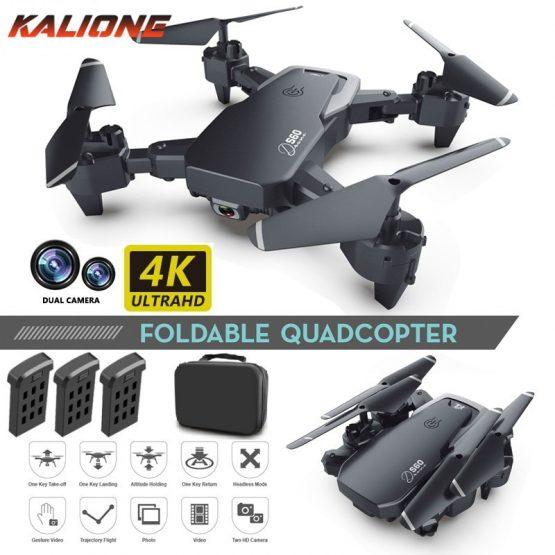 S60 Drone 4k HD Dual Camera 1080P WiFi fpv Drone S60 Drone 4k HD Dual Camera 1080P WiFi fpv Drone Quadcopter Fixed Height dron Camera Dron drones Gift for boy kids VS LF609