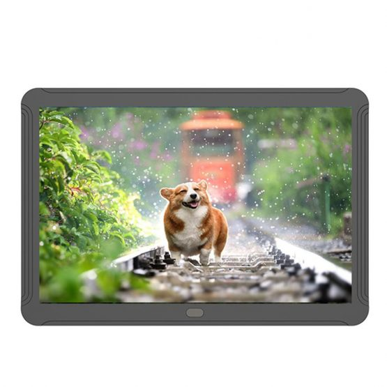 8 Inch LED Backlight HD 1920*1080 Full Function Digital Photo Frame Electronic Album Digitale Picture Music Video Good Gift