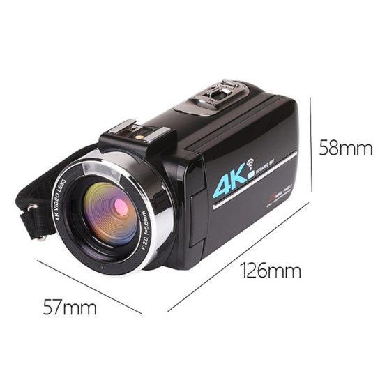 48 Megapixel 4K HD Digital Camera WIFI Wedding DV Live 48 Megapixel 4K HD Digital Camera WIFI Wedding DV Live Video Recorder