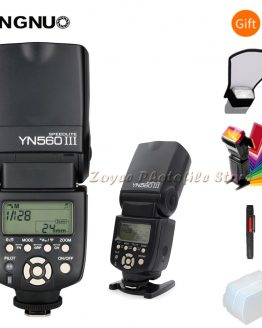 YONGNUO YN 560 III IV Wireless Master Flash Speedlite for Nikon Canon Olympus Pentax DSLR Camera Flash Speedlite Original W Gift